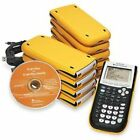 Lot Of 10 TI-84 Plus Graphing Calculators Very Good