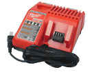 Milwaukee Dual port Battery Charger 12V & 18V M12 & M18 Lithium Ion 48-59-1812
