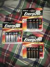 Energizer Max AAA Alkaline Batteries -  - 10 Piece Pack x3 Packs Unopened NWT