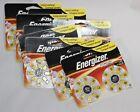 144 ENERGIZER SIZE 10 EASY TAB HEARING AID Batteries AZ10DP-16 lot