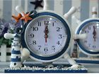 D55 Originality European Mute Living Room Bedroom Office Desk Clock Ornament O