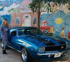 1969 Chevrolet Camaro RS Z28 1969 Z28 RS CAMARO NUMBERS MATCHING ROTIESSERIE RESTORATION,NO EXSPENSE SPARED!