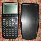 Texas Instruments TI-83 Graphing Calculator w/ cover TESTED & WORKING!!