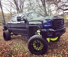 2017 GMC Sierra 2500  CUSTOM Lifted 2017 GMC Sierra 2500 HD All Terrain