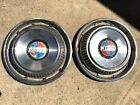 Jeep hubcaps lot of 2