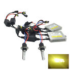 DIPPED HEADLIGHT H7 CANBUS PRO HID KIT 3000K YELLOW FOR MAZDA TOYOTA PVHK1691