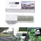 Home Decoration Electronic Timer Transparent Dashboard Digital Clock LCD