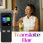 Portable 2.4inch Smart Wireless Travel Real Time 44 Languages Translator