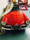 1964 Alfa Romeo Giulia  1964 Alfa Romeo Giulia 1600 Spider Veloce
