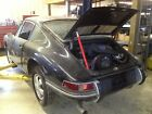 1967 Porsche 911  1967 Porsche 911S Black/Black Barn Find Original Irish Green Matching #s