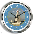 CATALINA 27 METAL WALL CLOCK yacht boat 27 ft sailboat