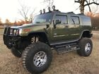 2003 Hummer H2 Luxury 2003 Hummer H2 57k low miles loaded lifted monster custom clean