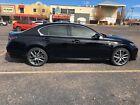 2016 Lexus GS  2016 Lexus GS 350 AWD 4 DOOR - F SPORT BLACK