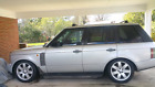 2004 Land Rover Range Rover  2004 land rover range rover hse 4.4l   NEEDS ENGINE / FOR PARTS