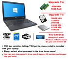 Dell Latitude E5540 Laptop i5 2.6GHZ 16GB RAM 1TB SSD 2TB HDD WebCam DVD+RW HDMI