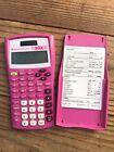 Texas Instruments TI-30XIIS 2-Line Scientific Calculator - Pink