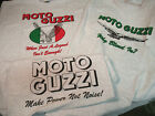 Moto Guzzi T Shirts NWOT 3 Designs Motorcycle Short Sleeve FREE USA SHIPPING
