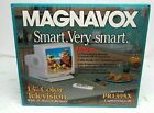 "Magnavox pr1395x 13"" CaptionVision Television w/ remote control sleep timer"