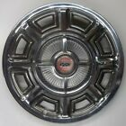 1966 Ford Fairlane 14 Inch Spinner Deluxe Hubcap Vintage Original Made In USA