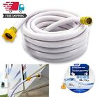 Camco PURE Drinking Water Hose Lead Free RVCamper Premium Garden PVC 10 25 50 75