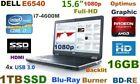 (3D-Design FHD) DELL E6540 i7-4600M BD-RE 1TB SSD 16GB 15.6 Radeon HDMI Backlit