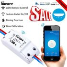 Smart Home WiFi Wireless Switch Module For Apple Android APP Amazon Alexa Google