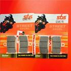 Triumph 1050 Sprint GT ABS 11 > ON SBS Front Brake Pads Sinter OE QUALITY 624HS