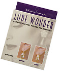 Lobe Wonder 300 Invisible Earring Ear-Lobe Support Patches - Provides Relief for
