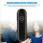 A02 Smart Translator Chinese-English Translation Instant Voice Device  Bluetooth