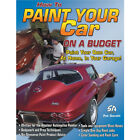 Corvette Book How to Paint Your Car 25-170945-1