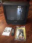 Panasonic 20 Inch TV/VCR Combo w/Remote PVC2011
