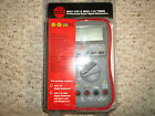 Mac Professional Series Digital Multimeter Mac-110