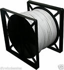 500 Ft RG59 Siamese CCTV Video & Power 95% Coax Cable White