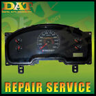 2004- 2008 FORD F150 EXPEDITION CLUSTER ODOMETER DISPLAY REPAIR SERVICE