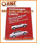 NEW VW VW Jetta Golf GTI  93-99 Cabrio 95-02 Bentley Repair Manual  # VG99