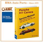 NEW Porsche 911 Non Turbo Bentley Service Repair Manual 84-89 - # PR8009100 P989