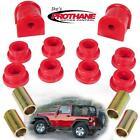"Prothane 1-1124 Rear 9/16"" Sway Bar&End Link Bushing Kit  Jeep Wrangler/TJ 97-03"