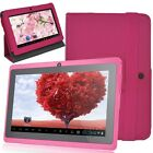 """7"""" A23 Dual Core Android 4.2 Dual Camera 1.5GHz 4GB Tablet PC+Bundle Case Rose"""