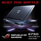 "Asus RoG 17.3"" 1080P Mobile Workstation Bluray 32GB 2TB NVIDIA GTX 765M Gaming"