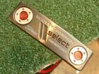 "Scotty Cameron SELECT Newport Putter 34"" RH VERY GOOD"
