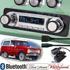 RetroSound 3 Huntington&Cut Dash Repair Kit-Radio/BT/iPod/USB/RDS/Aux-In Bronco