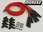 Mopar 360, 340, 318, 273 Small Block HEI Red Spark Plug Wire Set
