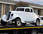 Willys Coupe 1936 Willys Model 77 Coupe All Steel