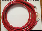 BATTERY CABLE 4 GAUGE 12FT RED TINNED WIRE 4GA MARINE BOAT ELECTRICAL WIRE EBAY