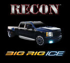 """RECON 62"""" BIG RIG """"ICE"""" RUNNING LIGHTS AMBER w/ WHITE COURTESY LIGHTS # 26414X"""
