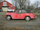 Willys : Jeepster convertible 1949 Willys Jeepster barn find .....NO RESERVE!!!!!