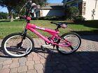 girls bicycle bike Next Pretty in pink model unused aged 7/9