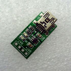 Mini USB Li Lithium Battery Charger Module TP4057 DC 5V to 4.2V Step-down buck