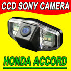 CCD car rear camera for Honda Accord civic Odyssey pilot acura TSX Night version