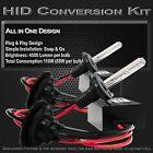 Stark 55W HID Head Light Lights Slim Xenon All-in-1 Kit - H1 5000k 5k White